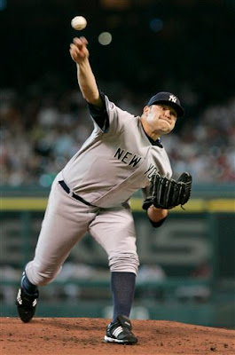 RHP Joba Chamberlain Went Six Strong to Lead the Yankees Past Houston, 2-1