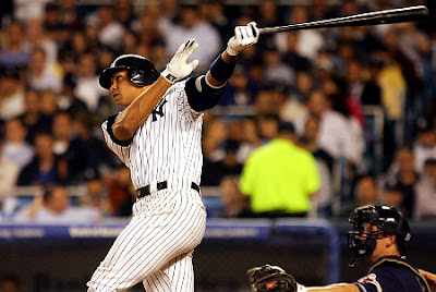 A-Rod homers in 4th straight game, Yankees win 6th in a row