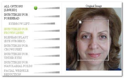 Corregir el rostro de una foto online