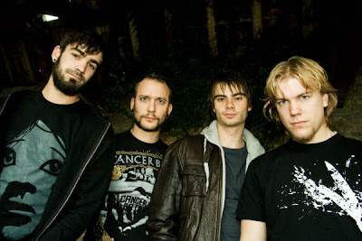 meet the storm, myspace band