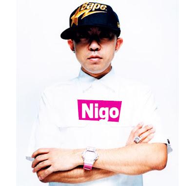 nigo, japanese clothes, bape tshirt