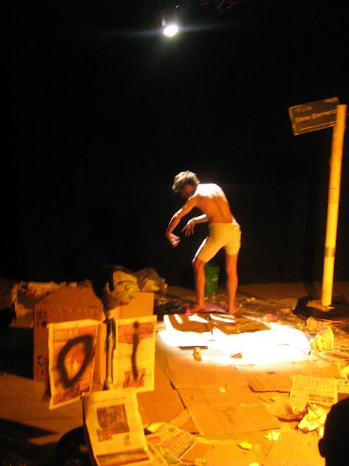 Centro Cultural Serraria 18/07/2009