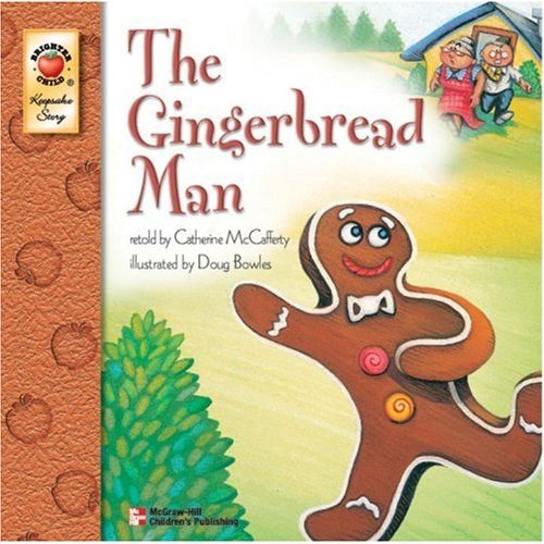 The Gingerbread Man Story 5