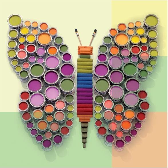 Vision on living kleur in je interieur for Kleur in je interieur