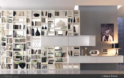Roomdevider In Woonkamer : Vision on living roomdevider een boekenkast