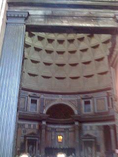 Pantheon Rome,Italy