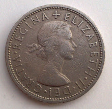 Two Shillings - Front View