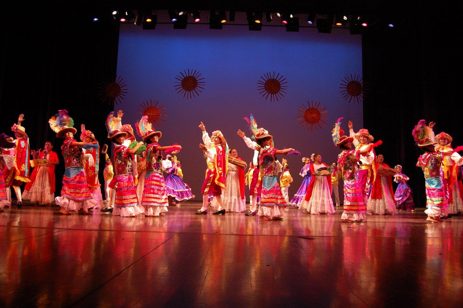 bailes folkloricos