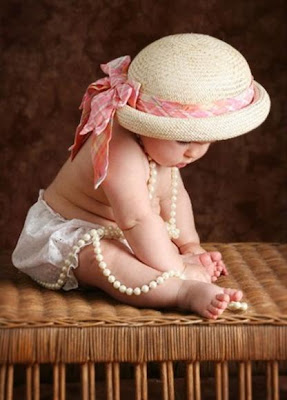 Beautiful baby photo