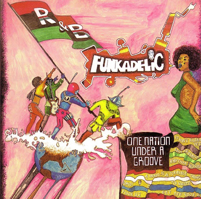 Funkadelic Cholly Funk Getting Ready To Roll Into You
