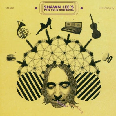 Shawn Lee's Ping Pong Orchestra - Voices And Choices - 2007