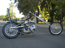 Love Cycles 1949 EL chopper!!!