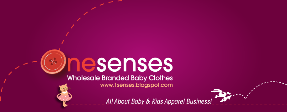 WHOLESALE BRANDED BABY CLOTHES - 1senses