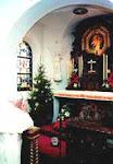 Papa no Santuário