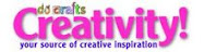 Featured In Docrafts Creativity Magazine - May 09