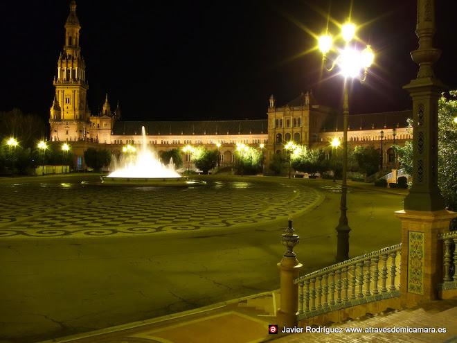 99 Plaza de España en Sevilla
