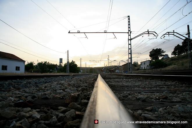 128 Tren al horizonte