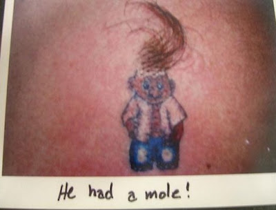 Awesome Tattoos Gone Bad