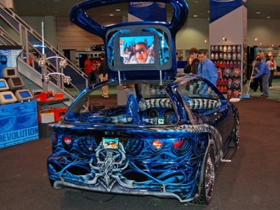Popular Cars Modification