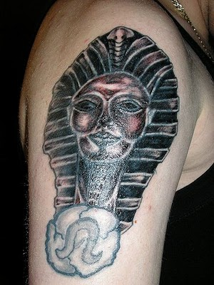 Egyptian Tattoos have been almost ignored by Egypt earlier