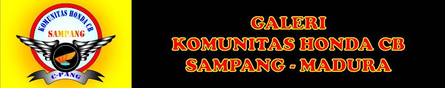 GALERI CB SAMPANG