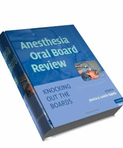 Anesthesiology Oral Board Review 103