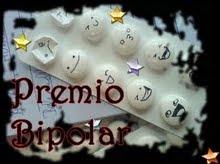 Premio Bipolar. GRACIAS DE NUEVO, QUERIDA DEBORAH