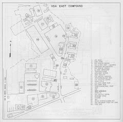 Diagram of East Compound