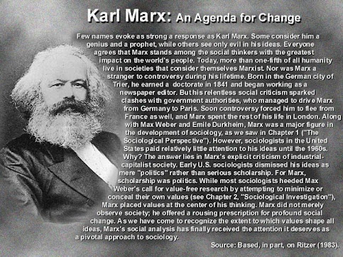 an analysis of karl marx and communism