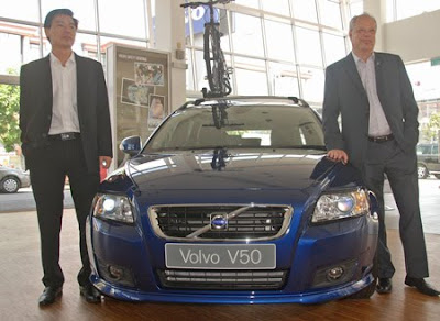 New Volvo V50 2.0 Powershift Performance