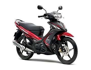 Gallery Foto Modifikasi Motor Yamaha Lexam