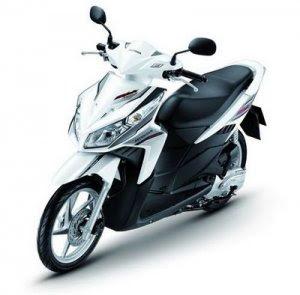 Spesifikasi Motor Honda Vario CBS Techno 125 cc