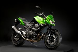 Kawasaki Z750 has Modifcation 2009