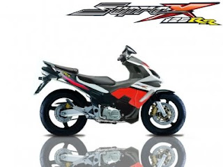 Motor Honda Supra X 125 R 2010
