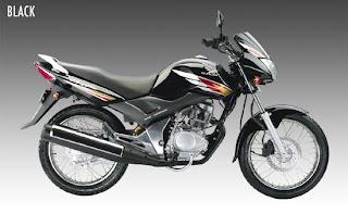 Gambar motor honda Mega Pro Unicorn 150 cc 2010