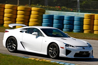 2011 Lexus LFA Super Car Limited Edition Photos