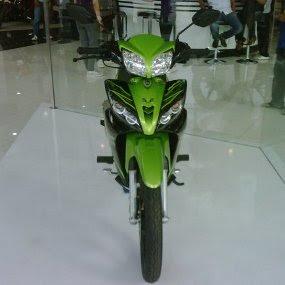 November 2009   Foto Gambar Modifikasi Sepeda Motor Cat Motor