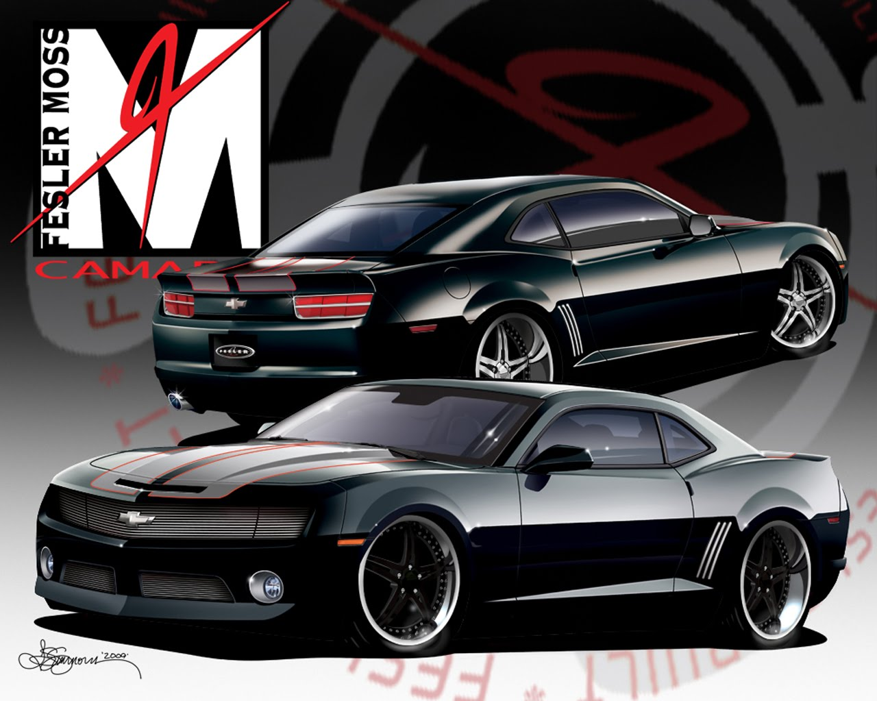 2010 Fesler-Moss Camaros Limited Edition|Price|Wallpaper|Specs title=