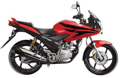 2010 Honda Stunner CBF Pictures