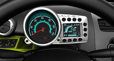 New-Chevrolet-Beat-Speedo-meter-pictures