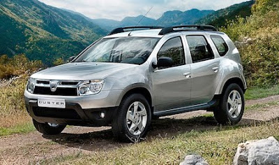 New Dacia Duster picture