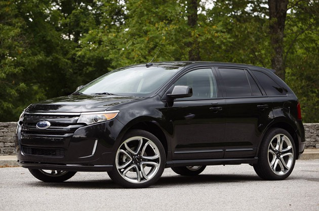Ford edge modified chassis