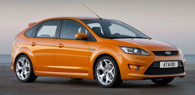 Latest 2011 Ford Focus ST Revealed