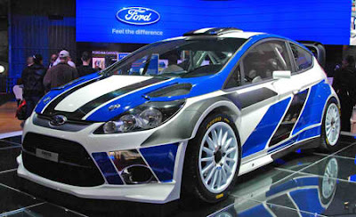Mobil Ford Fiesta RS WRC 2011