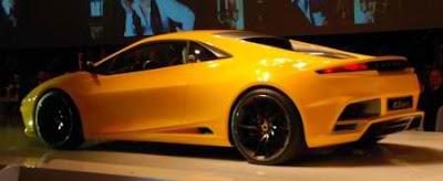 Mobil Lotus Elan 2+2 seater 2013