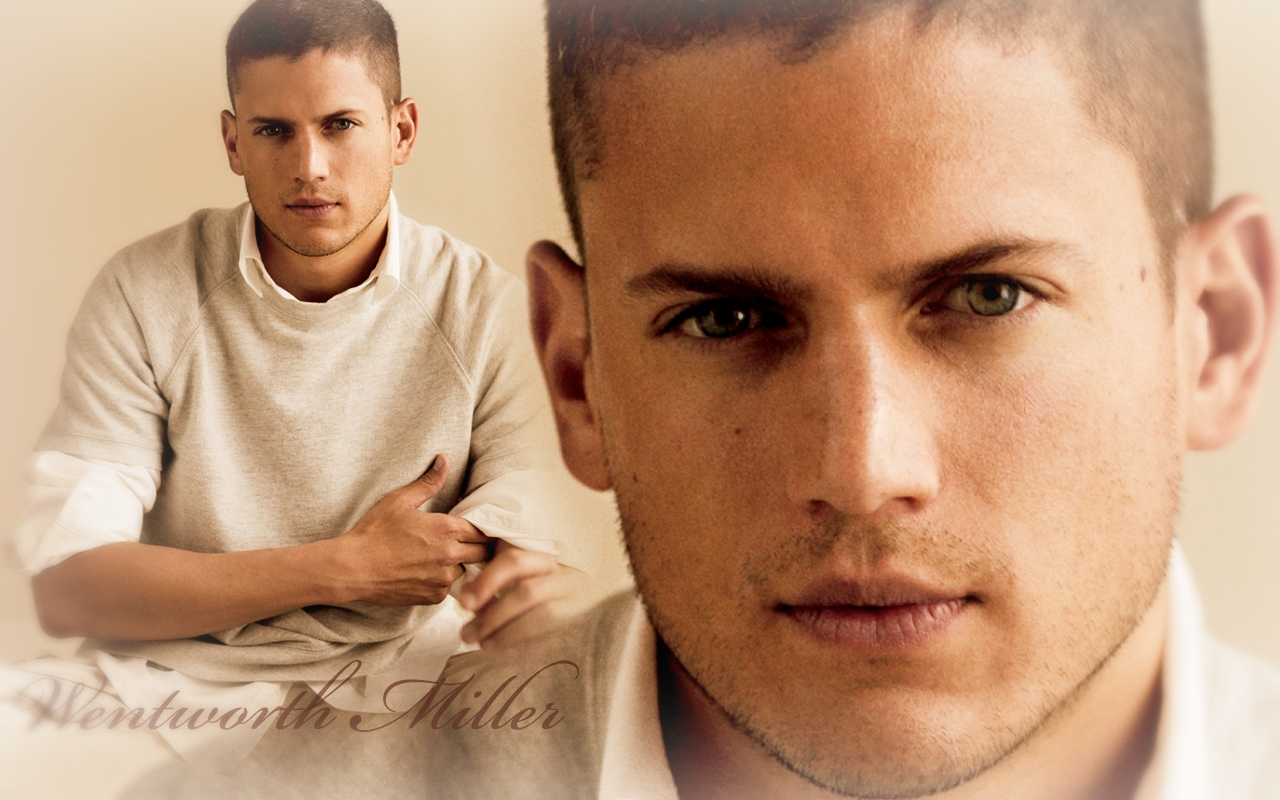 Wentworth Miller Wallpaper II by spell bound170 in nude public voyeur web. in nude public voyeur web a large mature poser