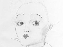 Alice In Wonderland Queen Of Hearts Drawing