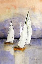 Mina akvareller