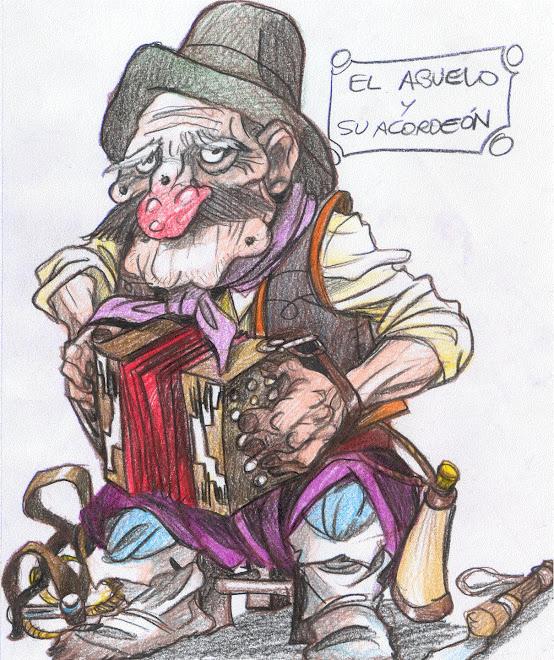 EL ABUELO Y SU ACORDEON