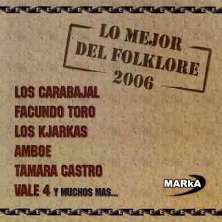 lo mejor de 2006:
